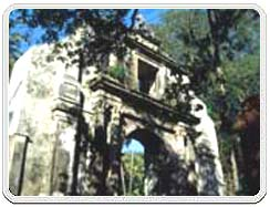 The Gate Of The College Of St. Paul, The Gate Of The College Of St. Paul historical, The Gate Of The College Of St. Paul