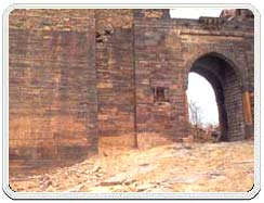 KANTHKOT FORT, KANTHKOT FORT historical, KANTHKOT FORT travel, KANTHKOT FORT tourism, KANTHKOT FORT Historical Place