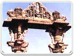 The Toran of Vadnagar, The Toran of Vadnagar historical, The Toran of Vadnagar travel, The Toran of Vadnagar tourism