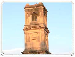 Cantonment Church Tower, Cantonment Church Tower historical, Cantonment Church Tower travel, Cantonment Church