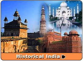 Historical Places of India, Famous Historical Places in India, about popular tombs palaces and monuments of India, Famous India  Museums and forts info, Popular Historical Places of India