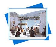 Pushkar Lake, Pushkar Lake tours, Visit Pushkar Lake of Rajasthan, Travel to Pushkar Lake, Beaches and Lakes of Rajasthan